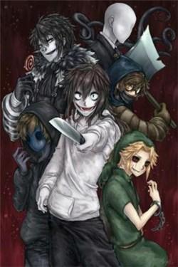 All Creepypasta And Creepypasta Family