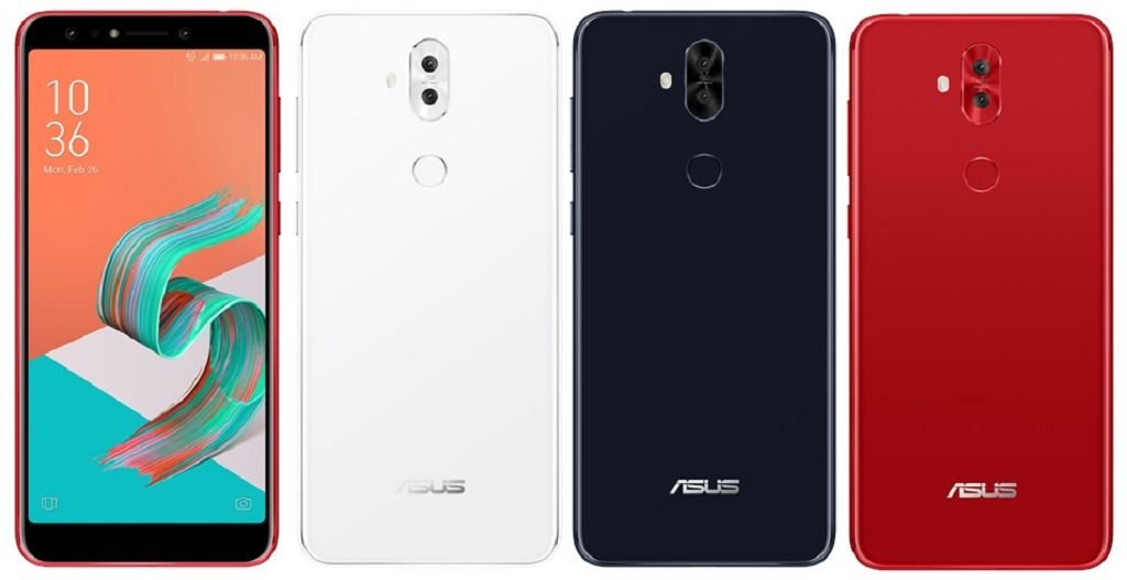Asus Zenfone 5 Lite 5Q (ZC600KL) (2018) with Specifications