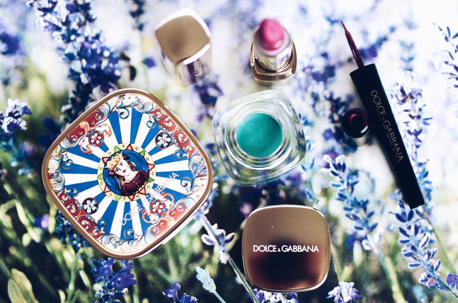 dolce gabbana maquillage ete 201§ italian bronzer mono turquoise eyeliner 9 cyclamen lipstick cyclamen avis test swatch