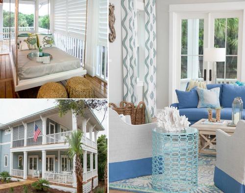 Southern Coastal Home Desin