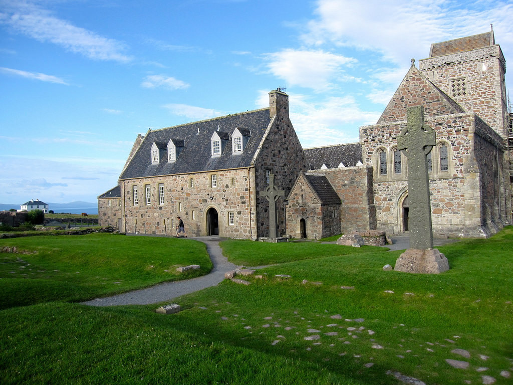 Isla de Iona, Escocia