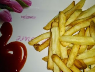 OIL FREE FRENCH FRIES