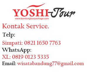 Contact Yoshi Tour Bandung