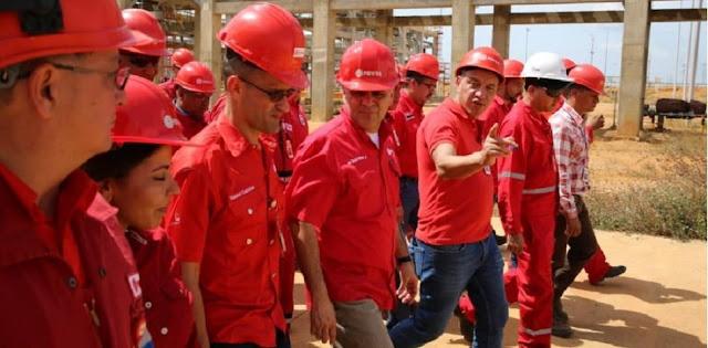 PDVSA suspende compra de crudo a EEUU: se queda sin petróleo y sin divisas