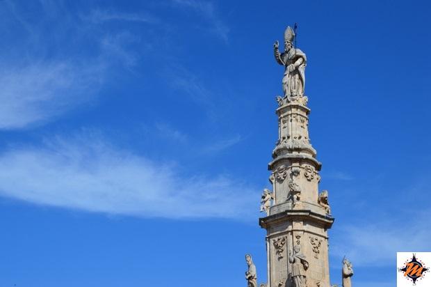 Ostuni, Colonna di Sant'Oronzo