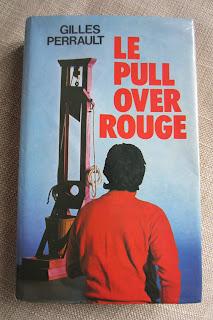 Couverture Le Pull Over Rouge de Gilles Perrault