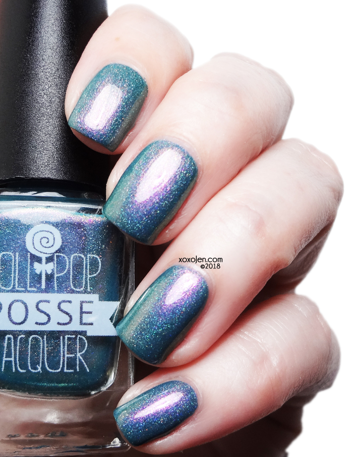 xoxoJen's swatch of Lollipop Posse My Heart is Like the Ocean