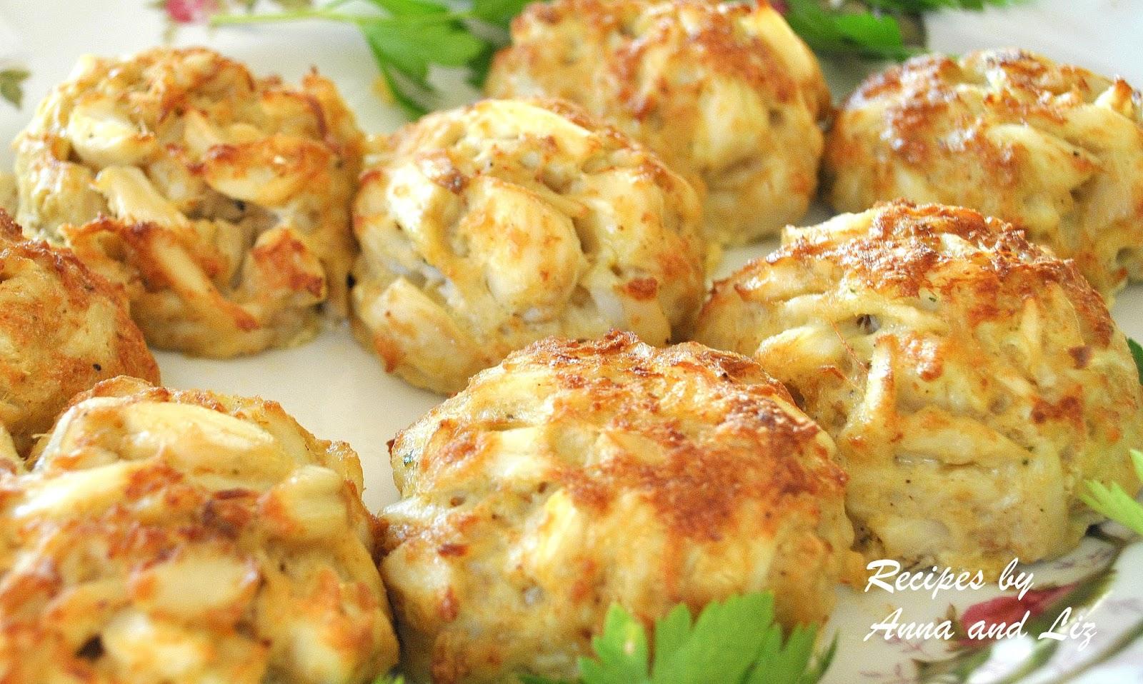 Best Broiled Crab Cake Recipe
