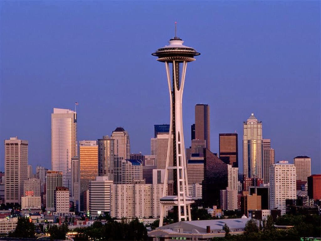 Seattle Space Needle Pictures Space Wallpaper