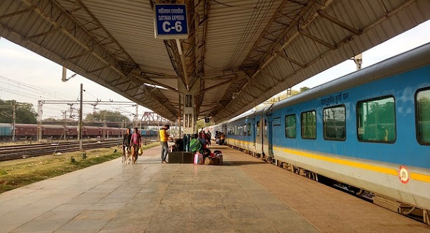 IRCTC launches a New Easy-to-Use Website to Book Trains
