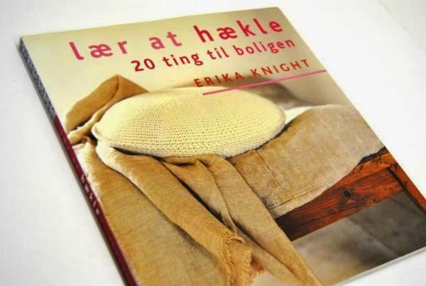 tichtach - en kreativ logbog: TOP 5 Hæklebøger for nybegyndere