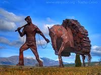 Monumento a los Gabarreros