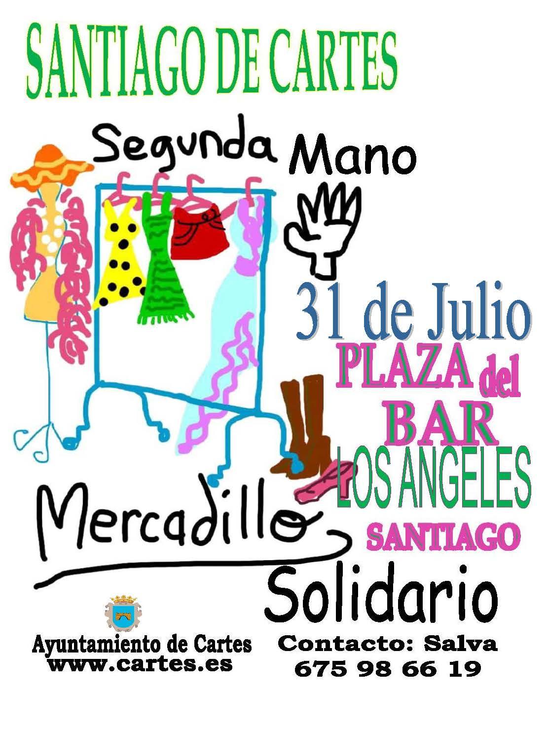 Mercadillo de segunda mano en cartes turismo de cantabria - Mercadillo de segunda mano barcelona ...