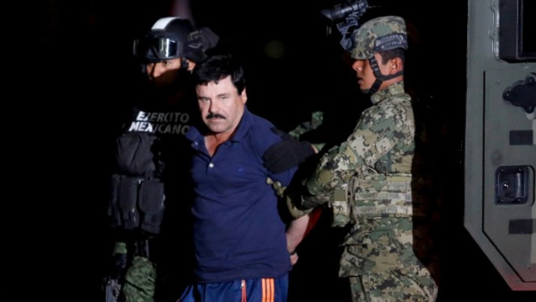 """Juez mexicano aprueba extradición de """"El Chapo"""" Guzmán a EE.UU."""