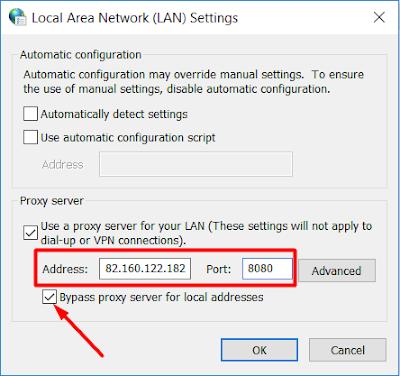 Cara Mengganti Proxy Pada Chrome Dekstop Dengan Mudah 7