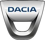 Logo Dacia marca de autos