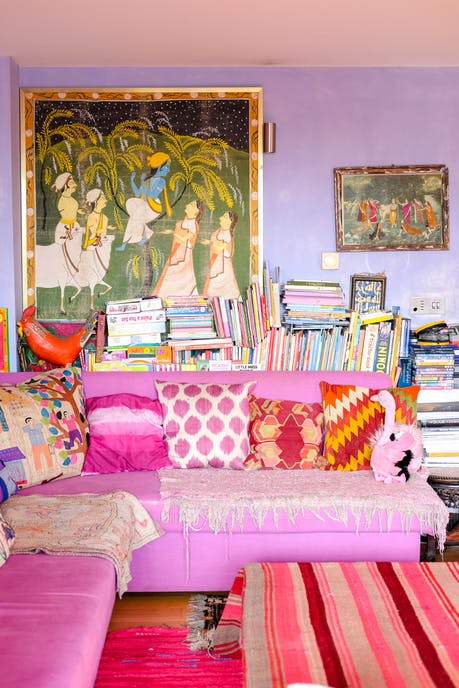 Jewel-Toned Interior Paint Colors for a Bold Home | LINDSEY CRAFTER