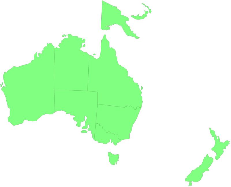 grenzen territorien australien