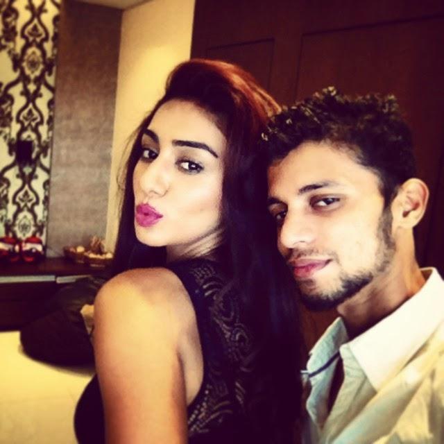 my dance partner💃👯 lm eb , shoot , partner in crime , great time , fun , amazing , personality , hot , mahek chahal , selfie , @mahekchahal, Hot HD Images Of Mahek Chahal