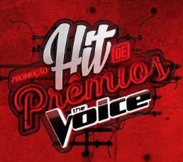 Claro TV Promoção The Voice Hit de Prêmios - Viagem Los Angeles e Fones Sony
