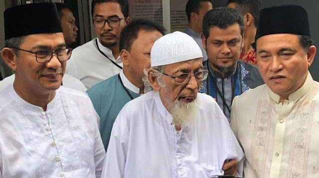 Yusril: Kajian Pembebasan Ustaz Ba'asyir Sudah Rampung