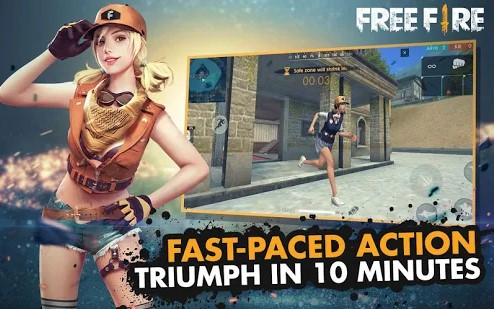 Garena Free Fire Apk + Data free on Android (Aim Assist,No