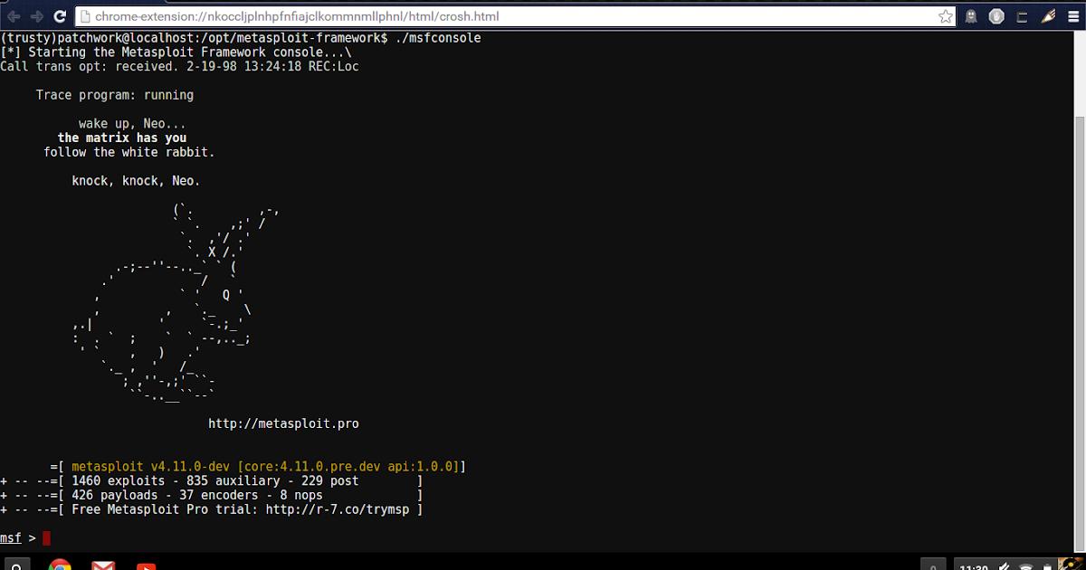 Matrix Screensaver Trace Program
