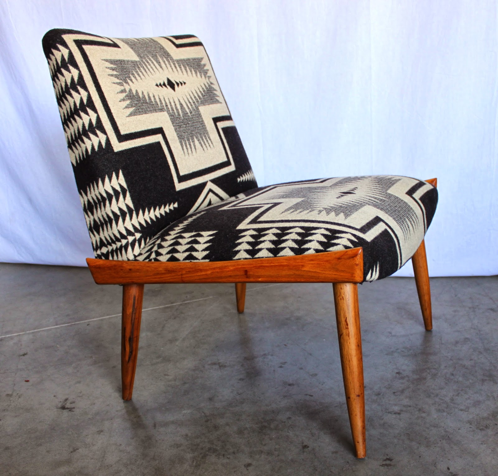 MODERNHAUS: SHOP UPDATE: Mid Century Pendleton Chair, Pair ...