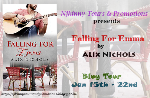 Tour Sign-up: Falling For Emma by Alix Nichols