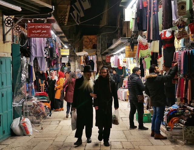 O que vestir em Israel