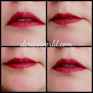 Lipstick-matte lipstick
