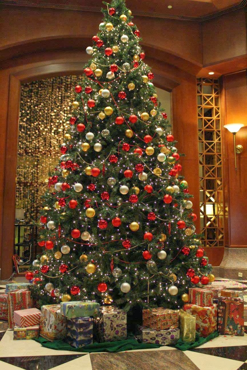 Modern Country Wohnzimmer Room Candy: Oh! Christmas Tree
