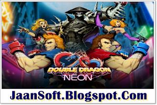 Double Dragon Neon Game APK Free Download