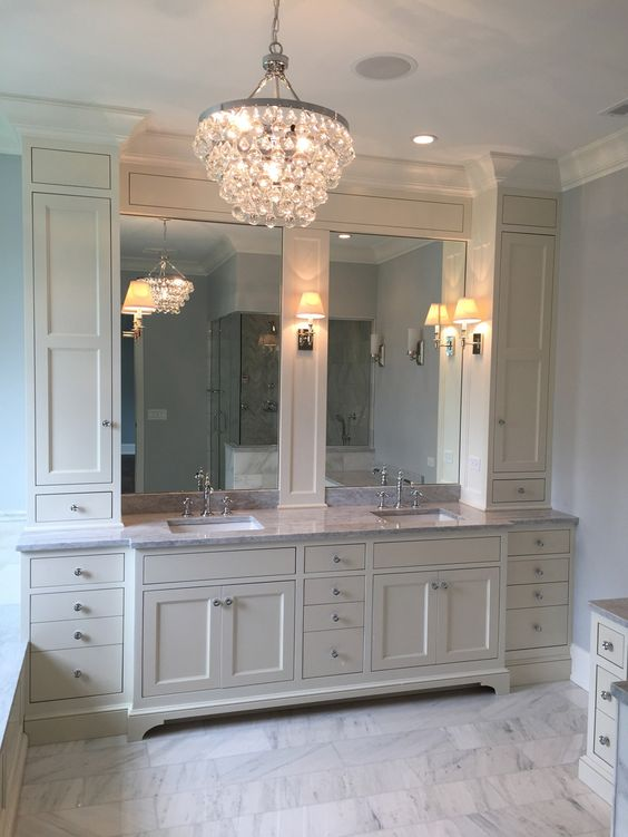 20 Picture Perfect Bathrooms  South Shore Decorating Blog