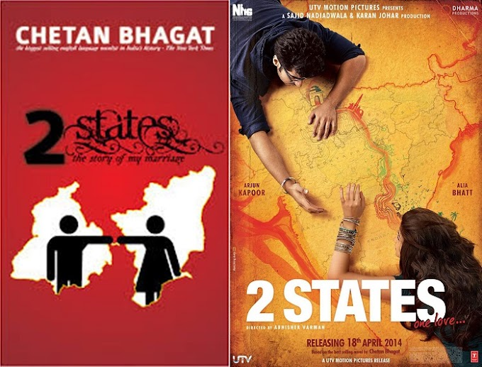 2 States: The Story of My Marriage by Chetan Bhagat PDF(LINK UPDATED)
