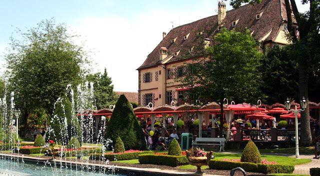Europa Park na Alemanha