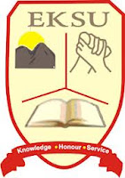 kiti State University, EKSU in affiliation with  Adeniran Ogunsanya College of Education, Otto-Ijanikin, Lagos — Emmanuel Alayande College of Education, Oyo — Kwara State College of Education, llorin — Kwara State College of Education, Oro and Osun State College of Education, Ila-Orangun post UTME / admission screening forms for admission into full-time bachelor degree programmes for 2016/2017 academic session are out. Anybody with a UTME score of 180 and above can apply