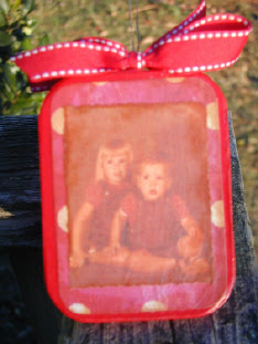 Family Keepsake Ornaments 1