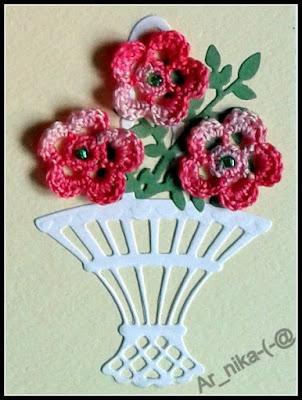 Kosz kwiatów dla nauczycielki…