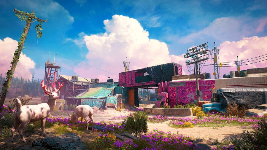 far cry new dawn ubisoft spin off post-apocalyptic frontier