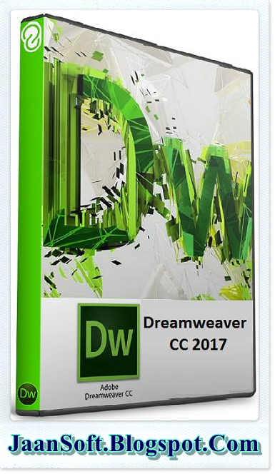 Download Adobe Dreamweaver CC 2017 For Windows Latest