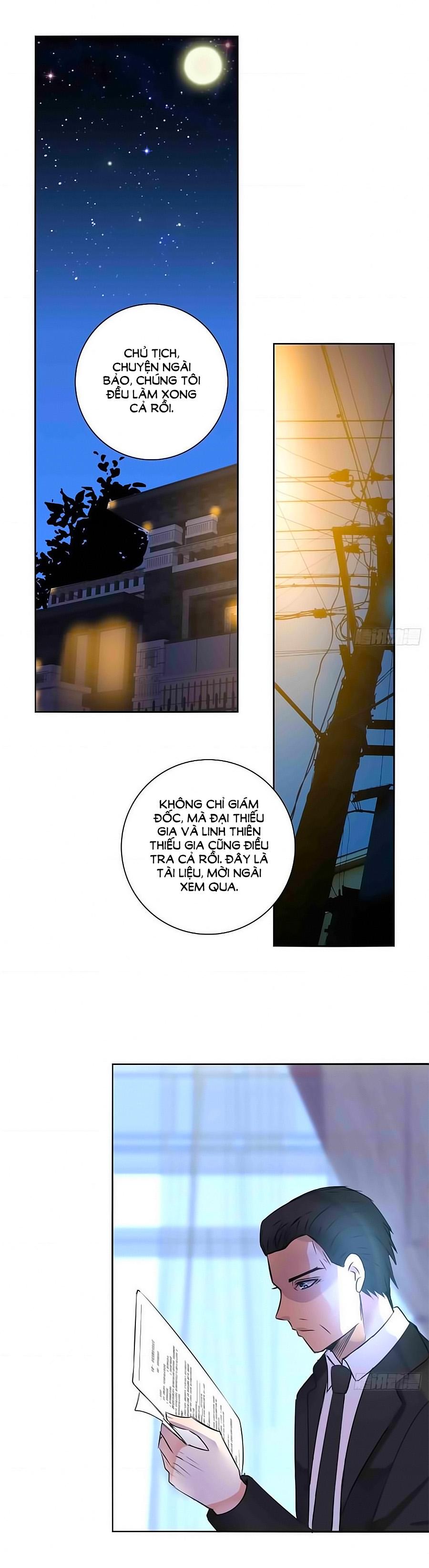 Công Chúa Nữ Vương Mệnh Chap 66 - Trang 21