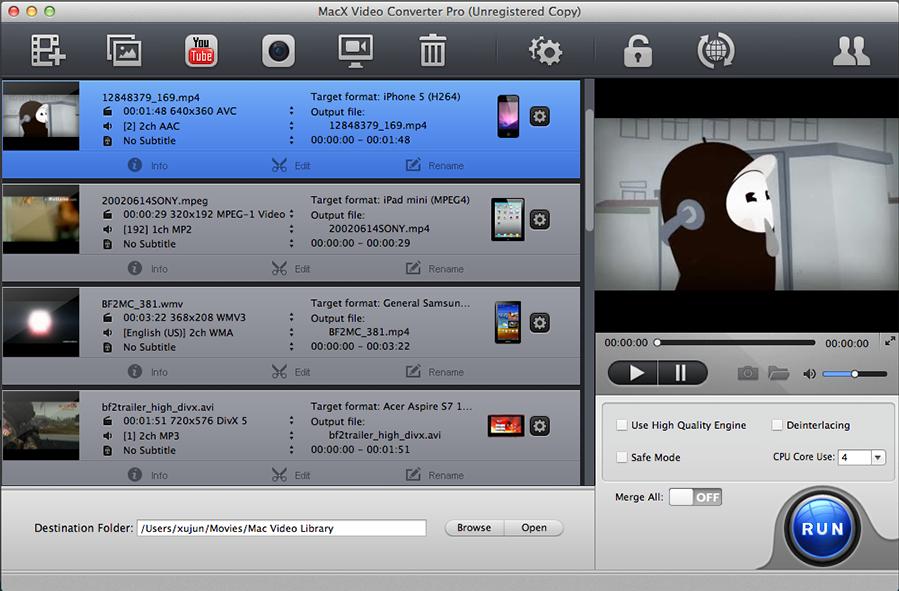 Vob converter freeware download.