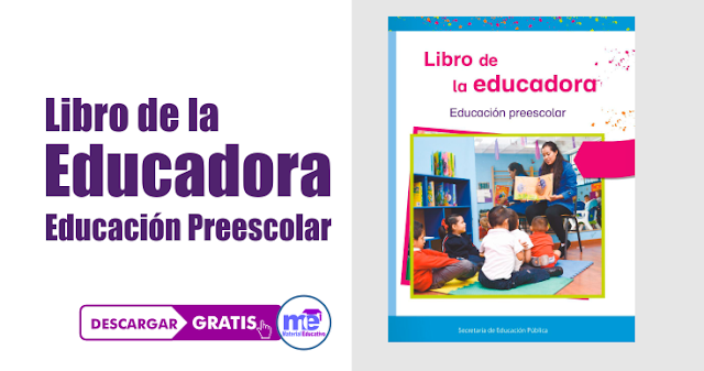 Libro De La Educadora Preescolar