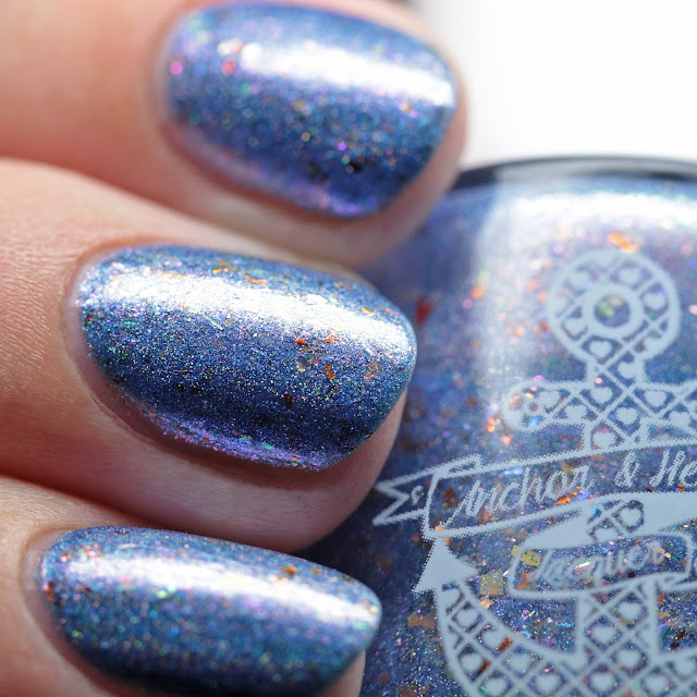 Anchor & Heart Lacquer Are We Awake?