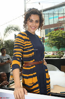 Taapsee Pannu looks super cute at United colors of Benetton standalone store launch at Banjara Hills ~  Exclusive Celebrities Galleries 011.JPG