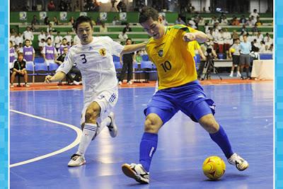 Sejarah Permainan Futsal FIFA