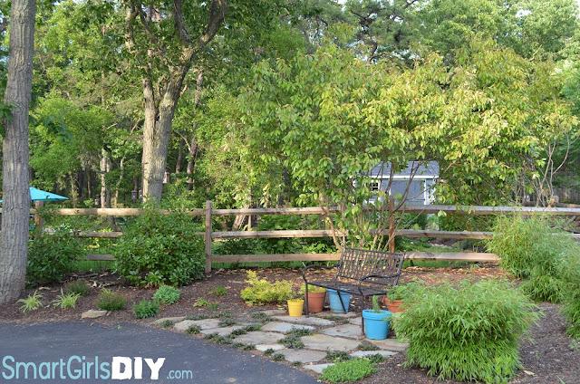 Smart Girls DIY Weekly Garden Tour