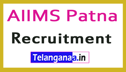AIIMS Patna All India Institute of Medical Sciences Recruitment
