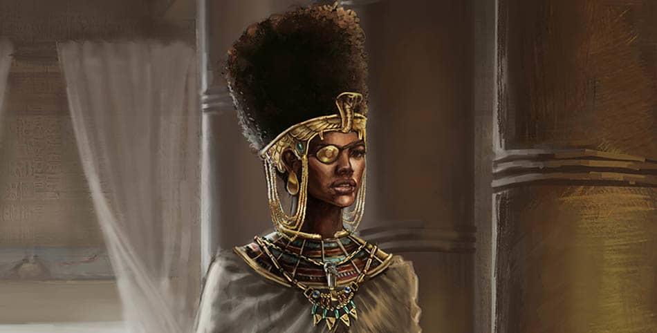 A,tarih, Antik tarih, Kraliçe Amanirenas,Roma'ya saldıran kraliçe, Tarihteki savaşçı kadınlar, Nubia krallığı,Kush krallığı,Amanirenas,Roma ile savaşan kadın, Antik Mısır,